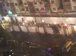 Eight injured in cracker attack in Karachi