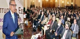 President Alvi expresses resolve to strengthen NAB