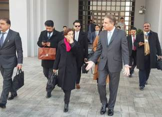 Pakistan & China desire peace, stability in Afghanistan: FM Qureshi