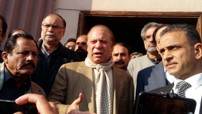 My hands are clean, never done anything wrong: Nawaz Sharif