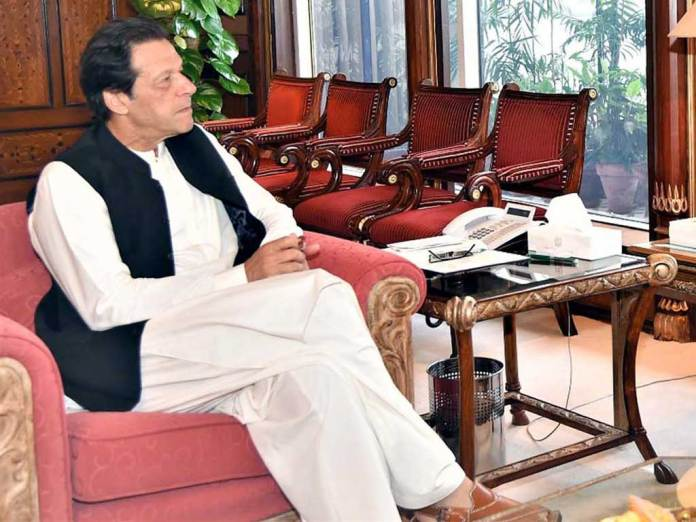 PM Imran lauds campaign launched by KP to increase tax collection
