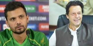People can't always reach Imran Khan's level: Mashrafe