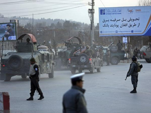 At least 43 killed in Kabul govt compound attack