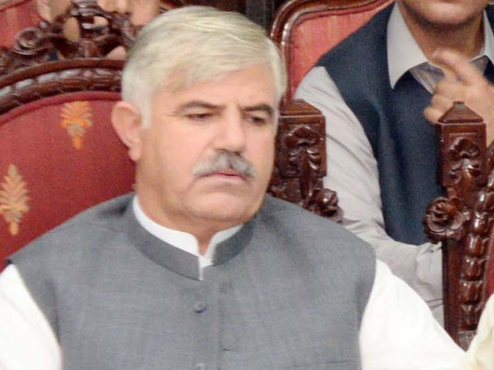 KP govt approves setting up courts in tribal districts