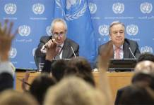 UN chief urges 'meaningful' Pak-India talks to resolve disputes