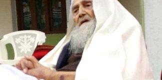 Maulana Hamdullah Jan Dagai Sheikh dies at 104