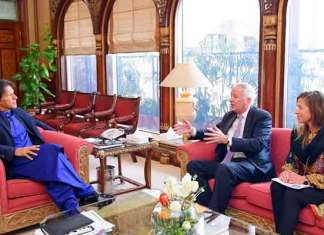 Pakistan fully support political settlement in Afghanistan: PM Imran