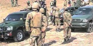 Four terrorists killed during security forces raid in Hangu