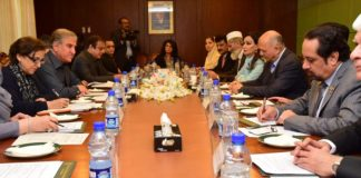 Pakistan's political, moral support to continue for Kashmir: FM Qureshi