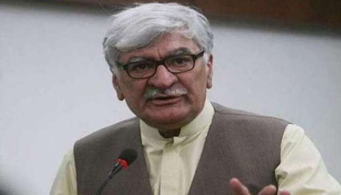 Asfandyar urges govt to expedite reforms process in tribal districts