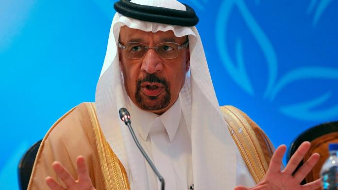 Saudi energy minister to inspect oil refinery land in Gwadar