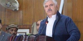 KP Govt taking steps to facilitate masses: Mahmood Khan
