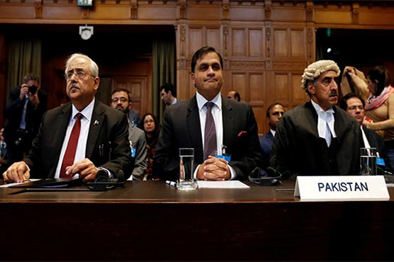 Pakistan presents final arguments in Kulbhushan Jadhav case