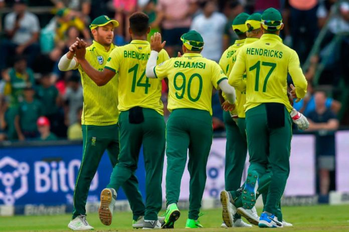 South Africa beat Pakistan by seven runs, win T20 series