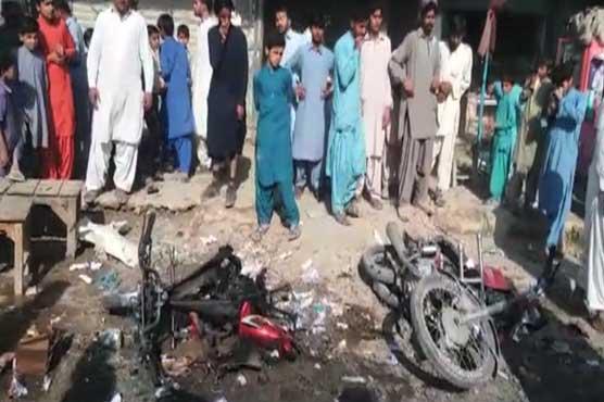 One killed, several injured in IED blast in Dera Murad Jamali