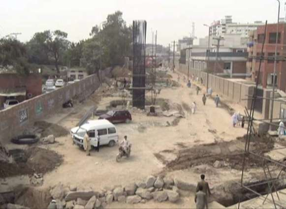 Construction work of Peshawar BRT to be completed next month