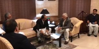 CM KP directs to expedite work on CPEC projects