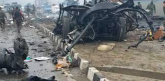 Blast kills 18 Indian soldiers in Occupied Kashmir