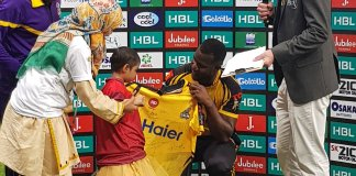 PSL-4 invites special guest to mark Childhood Cancer Day