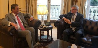 Kashmir dispute should be high on agenda of int'l community: Former Norwegian PM
