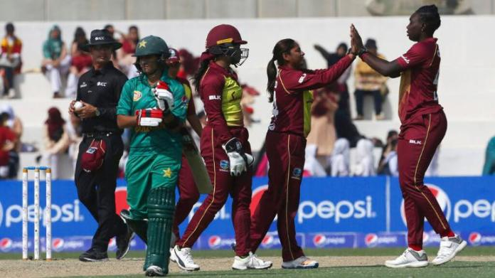 Pakistan women defeat West Indies by 12-run in 3rd T20I