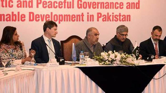CPEC, peace in Afghanistan to open new avenues of development: Qaiser