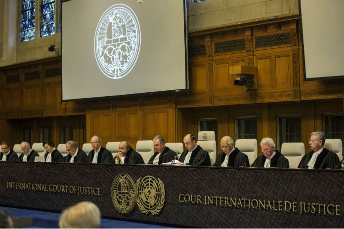 India concludes arguments in Jadhav case before International Court of Justice