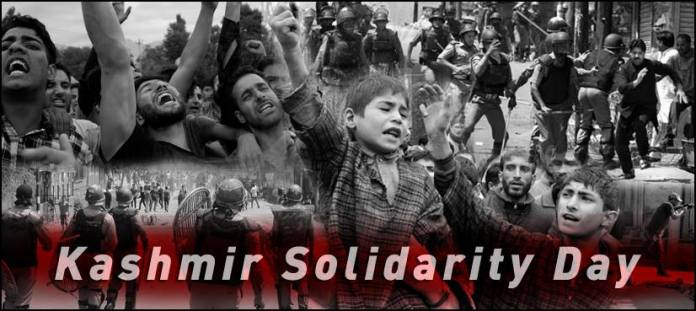 Kashmir Solidarity Day to be observed on Feb 5