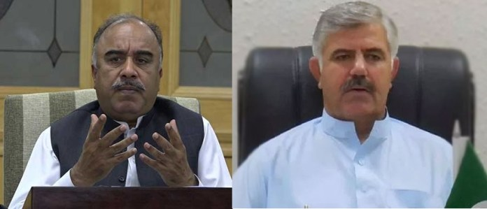 KP Governor refutes reports of conflict with Chief Minister