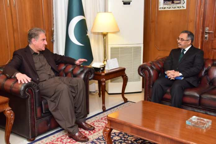 Pakistan desirous of peace, unrest in no one's interest: Qureshi