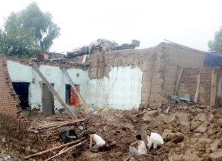 Rain related incidents claim four lives in KP and Punjab