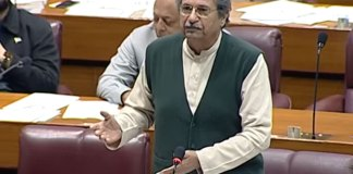 Accountability to continue despite opposition's protest: Shafqat