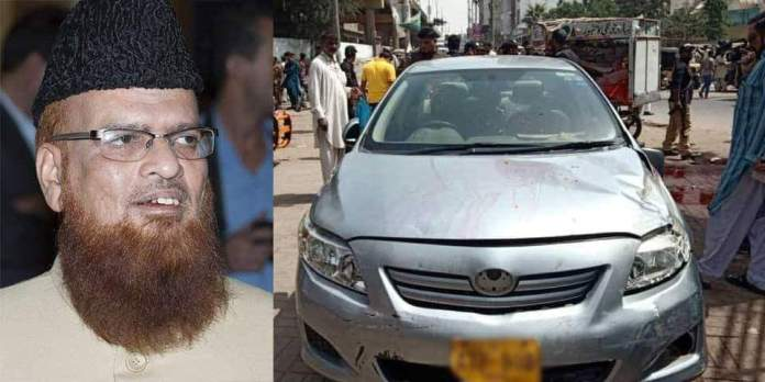 Mufti Taqi Usmani survives assassination attempt, two guards killed in Karachi