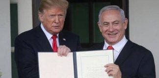 Saudi Arabia denounces US recognition of Golan Heights as Israeli territory