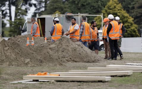 Graves prepared as New Zealand looks to bury mosque massacre dead