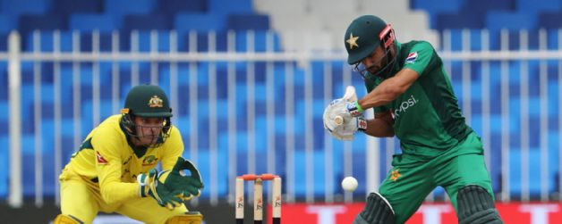 Ton-up Rizwan helps Pakistan put 284 on board against Australia in second ODI