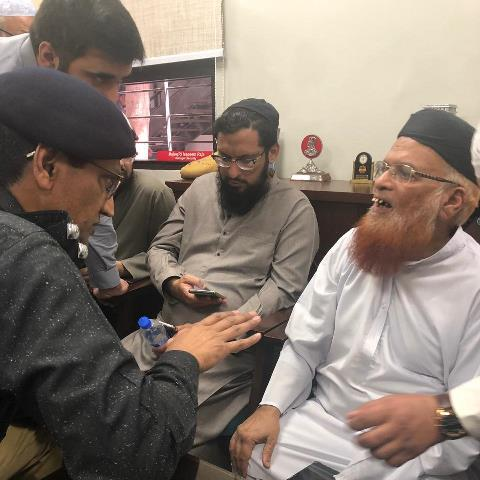 Two target killer teams involved in attack on Mufti Taqi Usmani: police