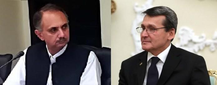 Pakistan and Turkmenistan to finalize electricity transmission line project