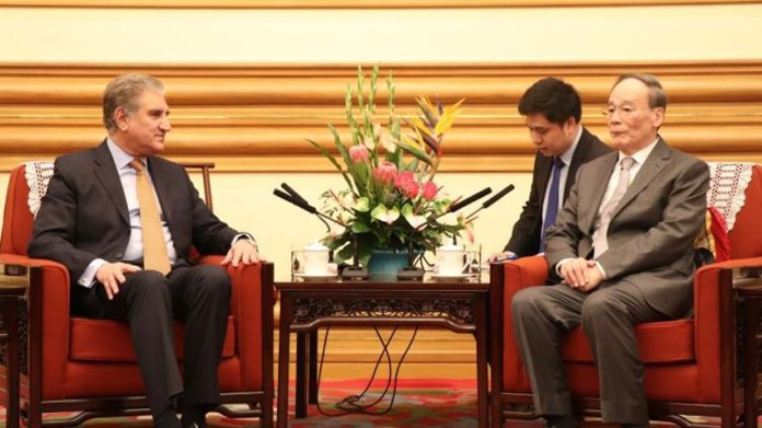 Pakistan desires strong economic partnership with China: FM Qureshi