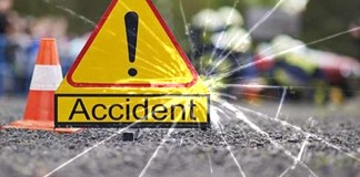 Four killed, nine injured in Torghar road accident