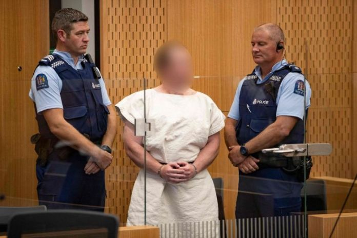 New Zealand mosque attack terrorist charged with murder