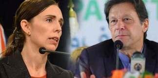 PM Imran invites New Zealand counterpart Jacinda Ardern to visit Pakistan
