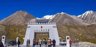 Pak-China Border via Khunjerab to re-open on April 1