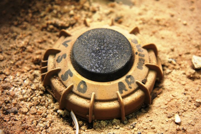 Landmine explosion injures two in North Waziristan