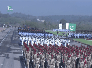 Nation celebrates Pakistan Day with spectacular military parade