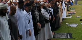 New Zealand echoed with Azaan as Muslims perform Friday prayer