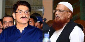 CM Murad Ali Shah inquires about Mufti Taqi Usmani's health