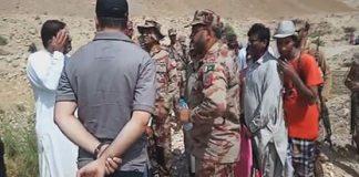 Pak Army rescues stranded Hindu pilgrims in Kachhi, Balochistan