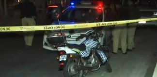 Policeman among two killed in Karachi firing incident