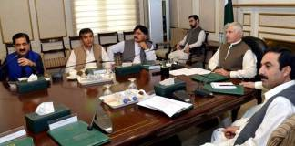 Govt taking steps for promotion of education: CM Mahmood Khan